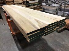 Poplar Lumber - Plain sawn grain - 4/4