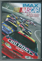 NASCAR: The Imax Experience (DVD, 2005) New. 🍀🍀🍀