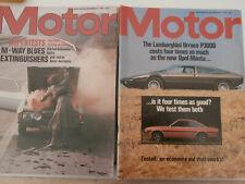 MOTOR pairs