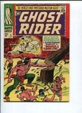 Ghost Rider Uncertified Silver Age Western Comics