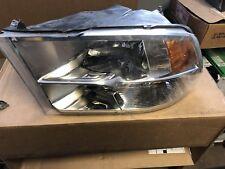 2013 2014 2015 Dodge Ram 1500 Chrome Left Driver Side Headlight Lamp OEM