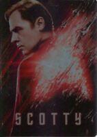 Star Trek Beyond Metal Poster Chase Card MC7 Scotty