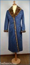 Manteau Taille 38/40 Bleu Jeans !