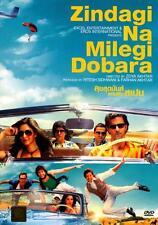 Zindagi Na Milegi Dobara (2011) DVD R0 - Katrina Kaif, Hrithik Roshan, Bollywood