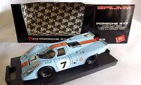 BRUMM 1/43 PORSCHE 917 #7 RODRIGUEZ / KINNUNEN - WINNER 1000 Km MONZA 1970 R219