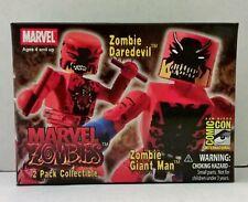 Marvel Minimates Marvel Zombies SDCC Exclusive Daredevil & Giant Man