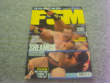 FSM Magazine Issue 94 Sheamus the Sheild CENA catch WWF WWE TNA UFC Roh ECW