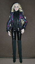 2012 Fashion Royalty Color Infusion Lake Orion Doll Subject G Nude