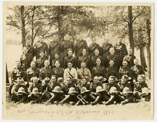 23rd Toronto MED BTY Petawawa, Canadian Military Artillery Photo 1933 Ukrainian?
