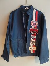 Vintage Jacket w/ Patches - Johnson Brothers JB Javelin Cleveland Corvette Javax