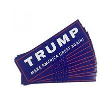 10 Pack Donald Trump Make America Great Again MAGA Decal Bumper Sticker