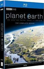 Planet Earth [Blu-ray] BBC SERIES Documentary NEW IMPORTED - REGION FREE