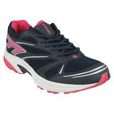 LADIES HI TEC PHANTOM WOMENS LACE UP LIGHTWEIGHT RUNNING SPORTS TRAINERS SHOES