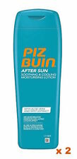 Piz Buin After Sun Soothing Lotion with Aloe Vera & Mint 2 x 200 ml