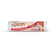 COTTON PLUS SOLUTION 2in1 - ARGAN MINI SIZE 80 Deep cleanser
