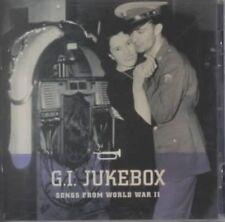 NEW GI Jukebox - Songs From World War II (Audio CD)