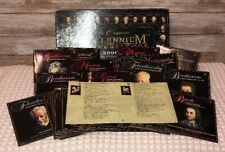 THE COMPOSERS MILLENNIUM MASTERPIECES 30 CD BOX SET 2000Mins SPECIAL EDITION/LN!