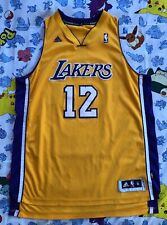 Dwight Howard Los Angeles Lakers Yellow/Home XL Mens Jersey Adidas Stitched/Sewn