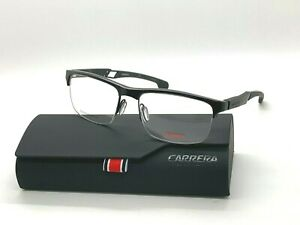 Carrera Optical 4403/V  807 BLACK 55-17-140MM Eyeglasses FRAME  Case+cloth