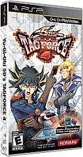 Yu-Gi-Oh 5D's Tag Force 4 (Sony PSP, 2009)