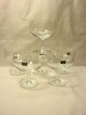 Set of 6 Schott Zweisel Crystal Escapada Champagne/Sherbets