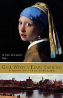 (Very Good)-Girl with a Pearl Earring (Paperback)-Tracy Chevalier-0006513204