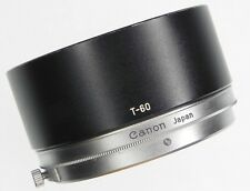 Canon T-60 Metal Lens Hood   #1