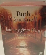 Journey from Venice: A Memoir by Ruth Cracknell (Audio cassette, 2002)