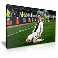 Cristiano Ronaldo CANVAS WALL ART PICTURE 20X30 INCHES