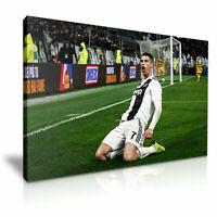 Cristiano Ronaldo CANVAS WALL ART PICTURE 20X30 INCHES