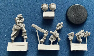 30K 40K - FORGEWORLD - SPACE MARINE - APOTHECARY - MKII MK2 ARMOUR - NEW - OOP