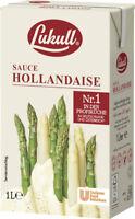 LUKULL Sauce Hollandaise 1 Liter für Spargel