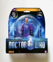 Doctor Who SMILER action figure (DOUBLE-HEADED fully poseable) NEW & SEALED 5''