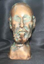 """Buste en bronze """"Hippocrate"""""""