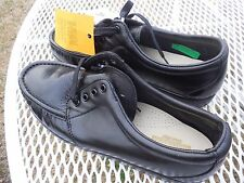 GURDIAN PROTECTIVE FOOTWEAR LEATHER WORK SHOES 11 D  STEEL TOE ELECTRO STATIC