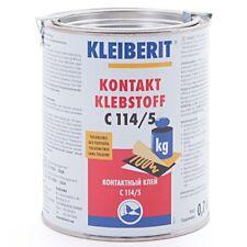 Kontaktkleber C114/5 Dose 0 7 Kg Netto