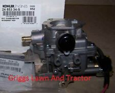 Kohler OEM Carburetor Assembly 2485334 2485334-S