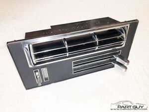 REBUILT 66-67 LeMans GTO A/C Heater Control Air Conditioning AC Temperature Heat