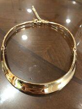 Inc International Concepts Hinged Stirrup Collar Necklace