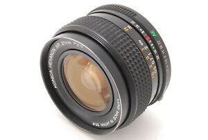 【N MINT】Konica Hexanon AR 21mm f/2.8 lens AE From JAPAN