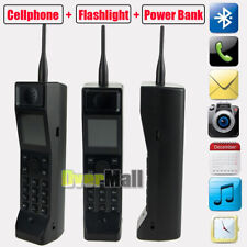 New Dual SIM Classic Old Vintage Brick Cell Phone Mobile Phone W/ Torch Camera