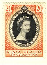 Elizabeth II (1952-Now) British KUT Stamp Blocks