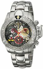 Invicta Women's 24506 Disney Limited Edition Subaqua Chronograph Skeleton Watch
