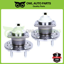 Pair Rear Wheel Hub Bearing And Hub Assembly for Chevy Impala Pontiac Grand Prix