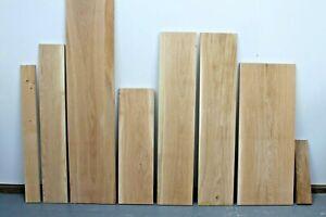 Oak Boards - Oak Shelves Various Sizes Kiln dried Planed & square 25mm Thick