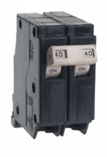 Cutler Hammer Ch240 Circuit Breaker, 2-Pole 40-Amp by Connecticut Electric
