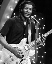 Chuck Berry Midnight Special Rock n Roll 10x8 Glossy Music Photo Print Picture
