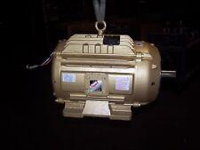 New Baldor 15 Hp Electric Ac Motor 480 Vac 254tcz Frame 1760 Rpm 3 Phase
