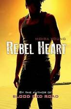 Rebel heart by moira young (paperback, 2012)