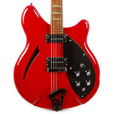 Used Rickenbacker 360 Ruby Red 1991